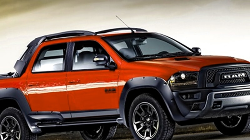2018 Dodge Rampage RAM price launch date specs USA  Autopromag