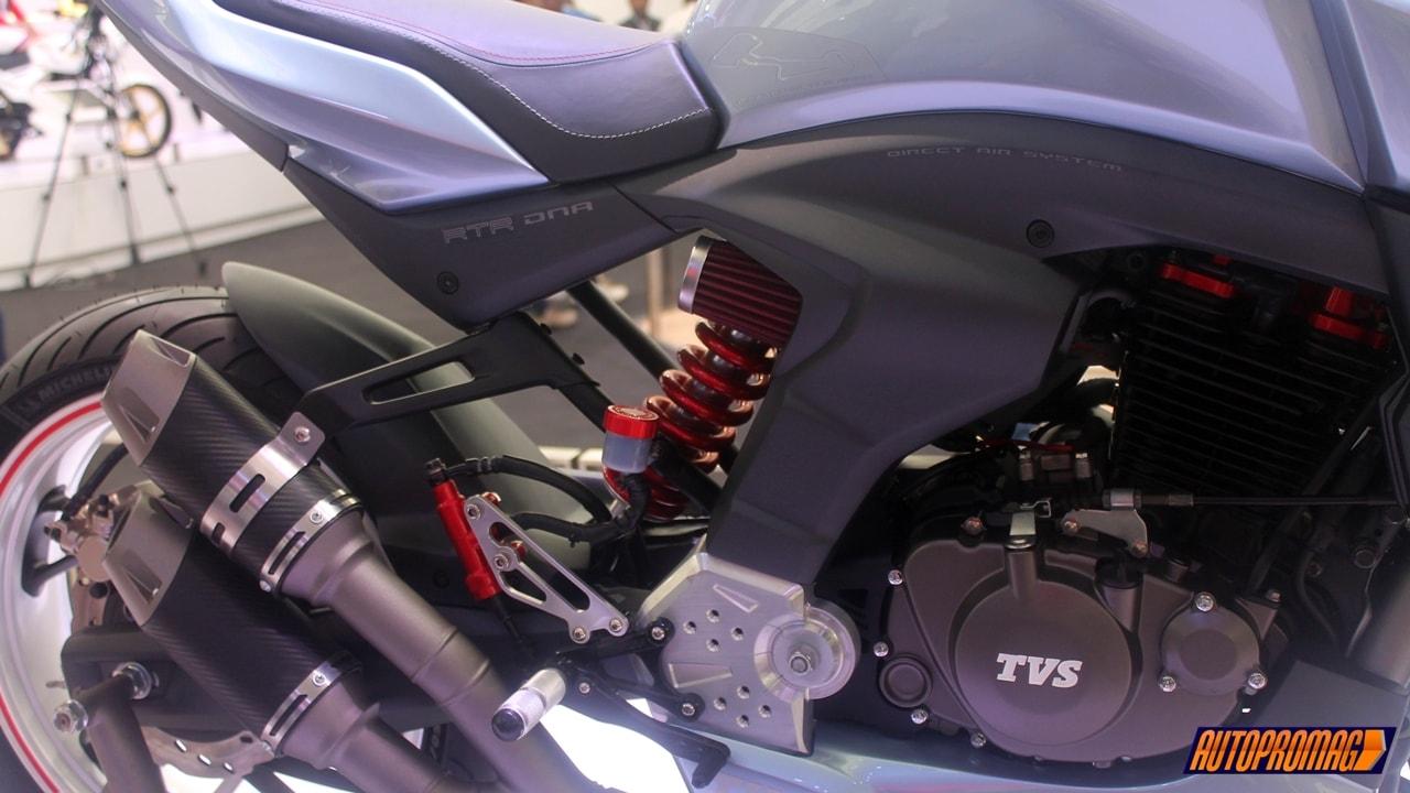 Upcoming new bikes TVS X21 India