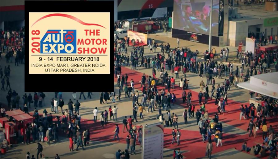 Auto Expo 2018 Delhi