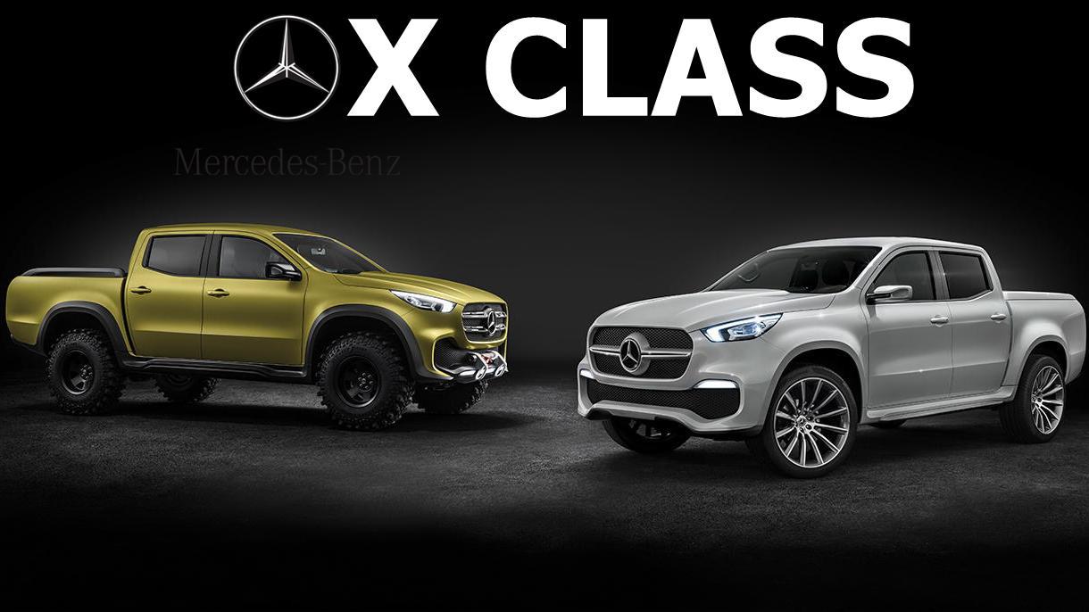 X Class Pickup