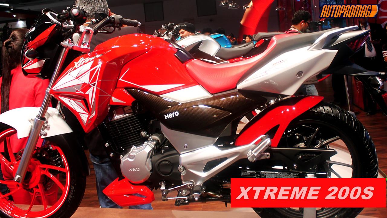 2018 Hero Xtreme 200s Could Be Priced Lower Than 200ns Autopromag India