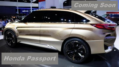 2018 Honda Passport