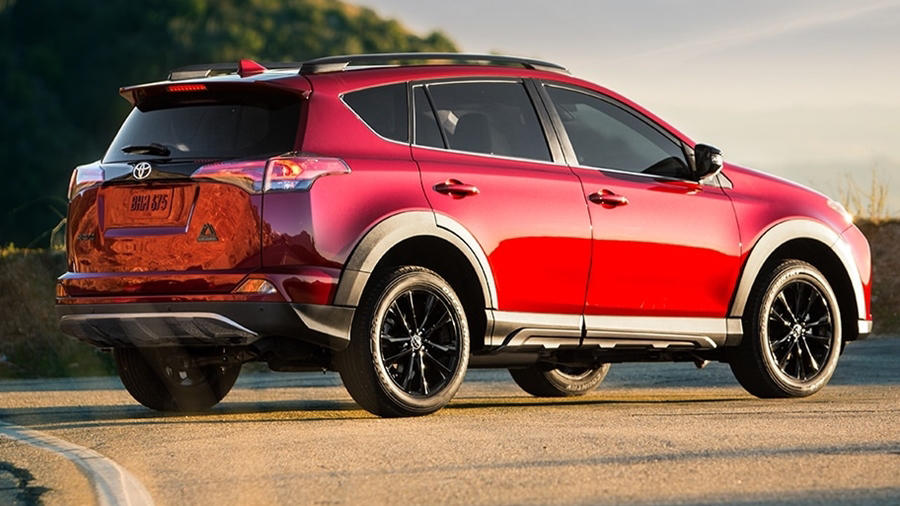 2018 toyota rav4 adventure price release date specification changes autopromag. Black Bedroom Furniture Sets. Home Design Ideas