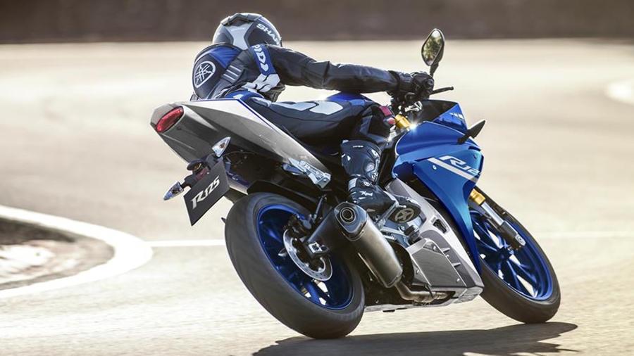 New R125 Yamaha