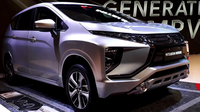 Mitsubishi Expander XM Crossover – price, release, specs