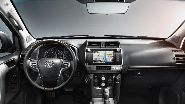 2018 Toyota Land Cruiser Prado price, launch date, specs ...