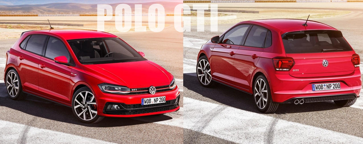 2018 vw polo gti hybrid price release date specs autopromag. Black Bedroom Furniture Sets. Home Design Ideas