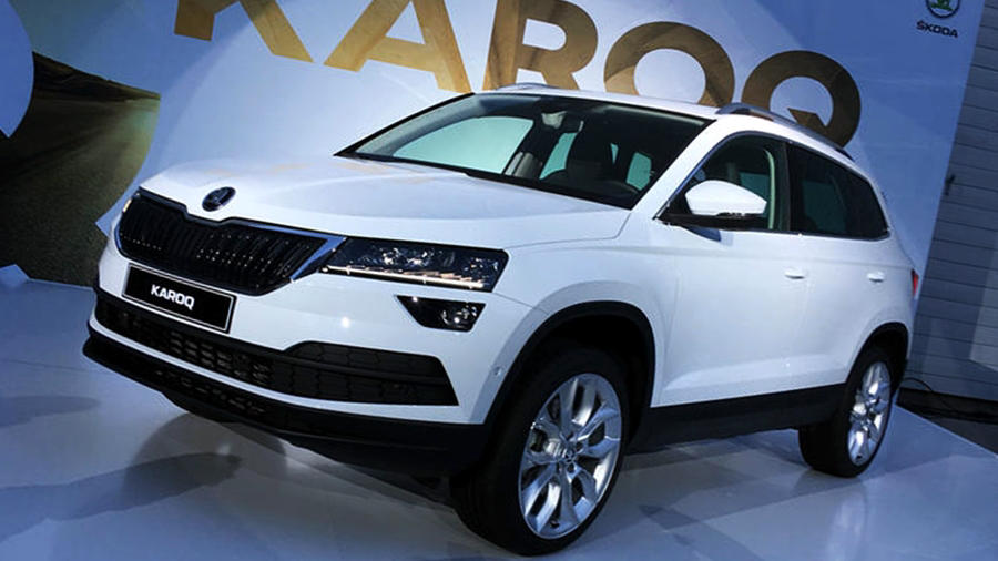 skoda karoq 2018 yeti replacement price release specs autopromag. Black Bedroom Furniture Sets. Home Design Ideas