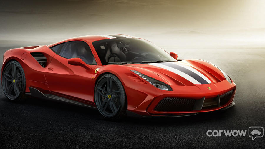 ferrari 488 gto price release date specs autopromag. Black Bedroom Furniture Sets. Home Design Ideas