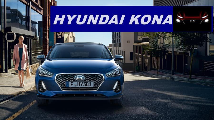 Kona SUV Hyundai