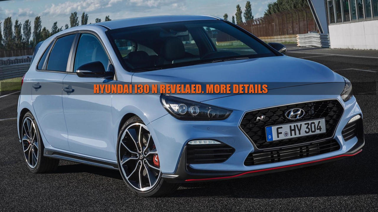 hyundai i30 n elantra gt n release price specs autopromag. Black Bedroom Furniture Sets. Home Design Ideas