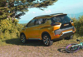 Mitsubishi Expander (XM Crossover) – price, release, specs ...