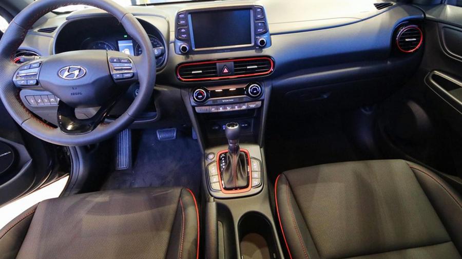 2018 Hyundai Kona Interior New Car Release Date And