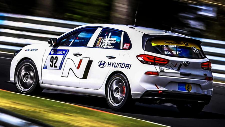 Hyundai Elantra GTN i30