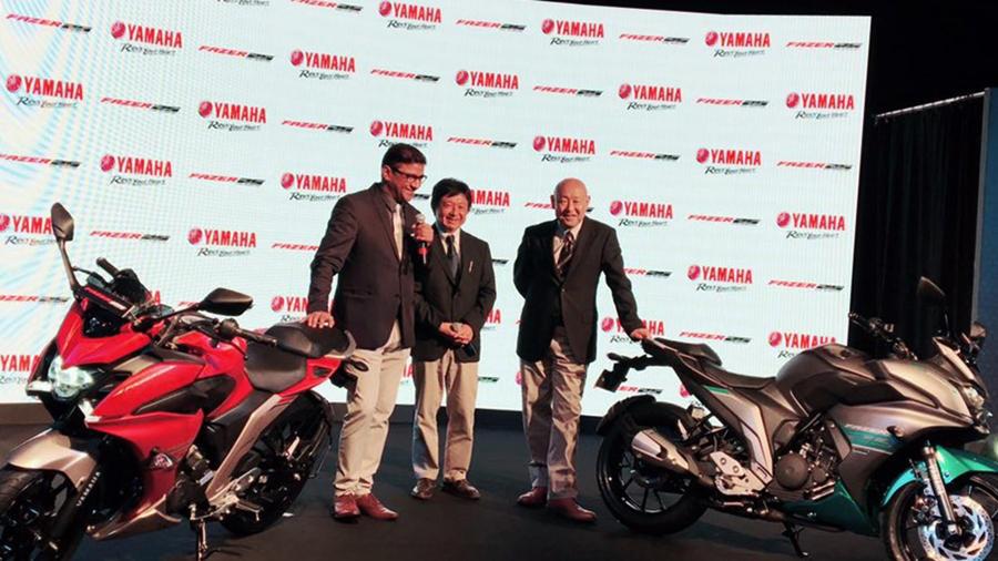 Yamaha Fazer 250 launch