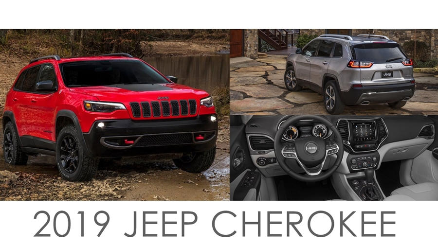 2018 Jeep Wrangler Release Date >> 2019 Jeep Cherokee facelift revealed [price, release, specs] - Autopromag