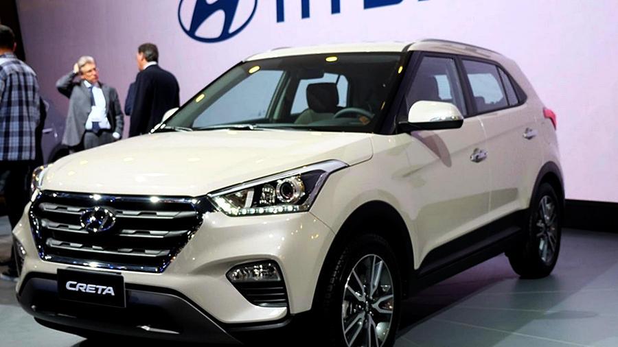 2018 Hyundai Creta facelift India [Price, Launch, Specs] - Autopromag