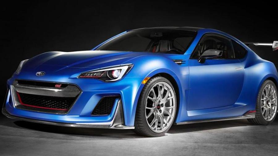 2018 BRZ STI. More USA Auto News
