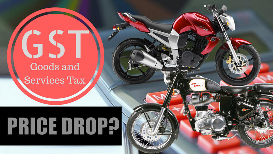 Royal Enfield GST price