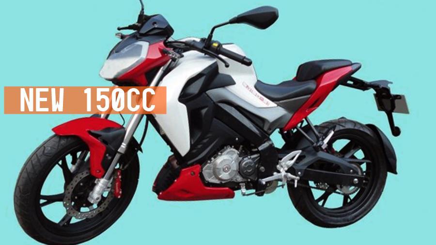 Benelli 150cc bike BJ150