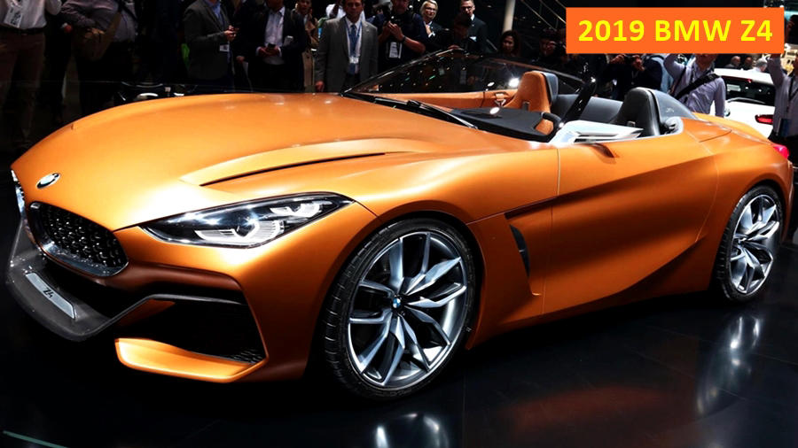 2019 bmw z4 concept debuts price release date specs autopromag. Black Bedroom Furniture Sets. Home Design Ideas
