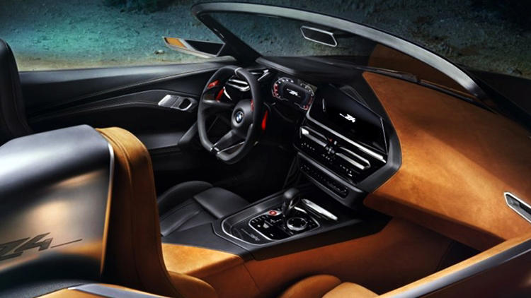 2019 Bmw Z4 Concept Debuts Price Release Date Specs