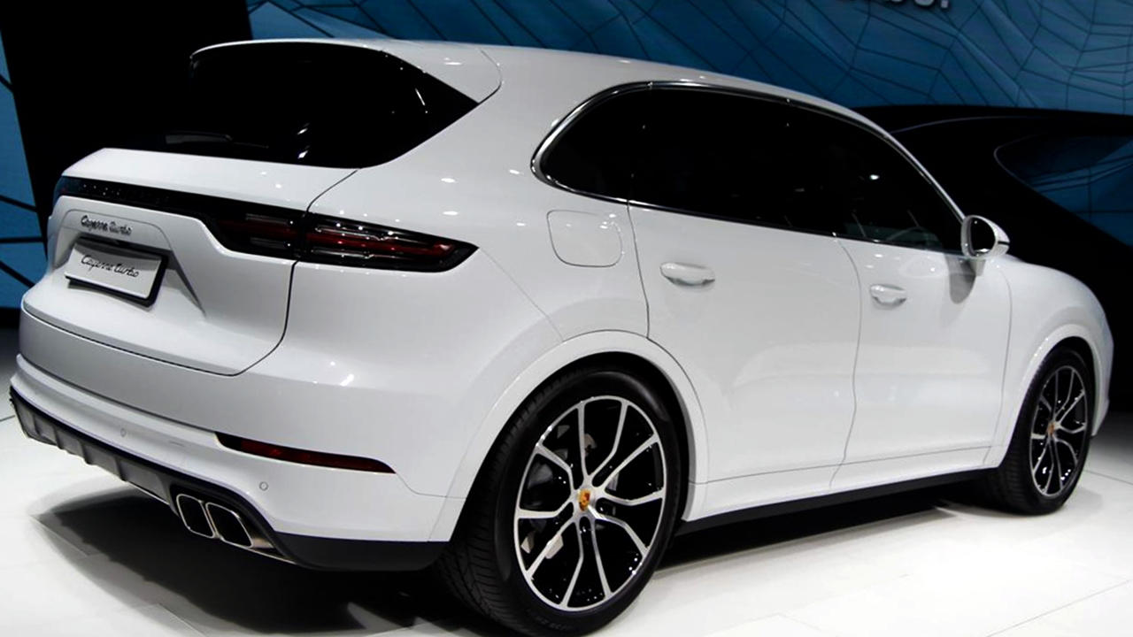 2019 porsche cayenne turbo is very fast price release specs. Black Bedroom Furniture Sets. Home Design Ideas