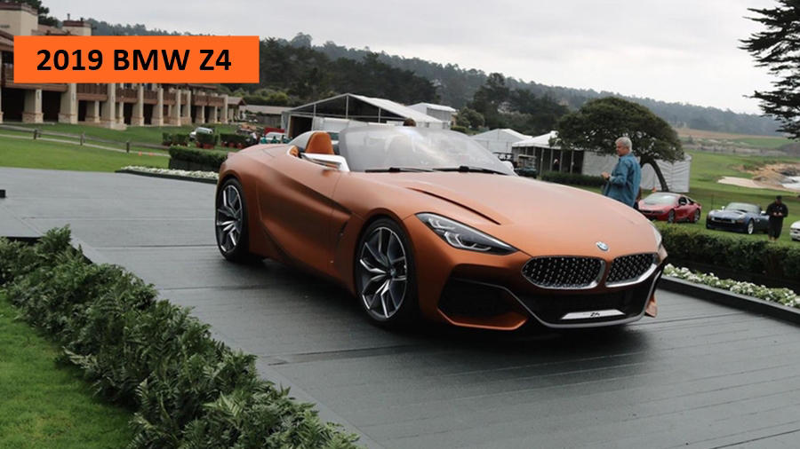 2019 Bmw Z4 Concept Debuts Price Release Date Specs Autopromag