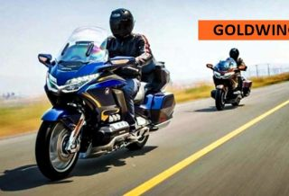 New Honda Gold wing 2018