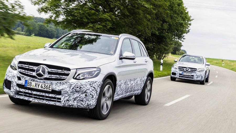 New Mercedes F-Cell hydrogen (1)