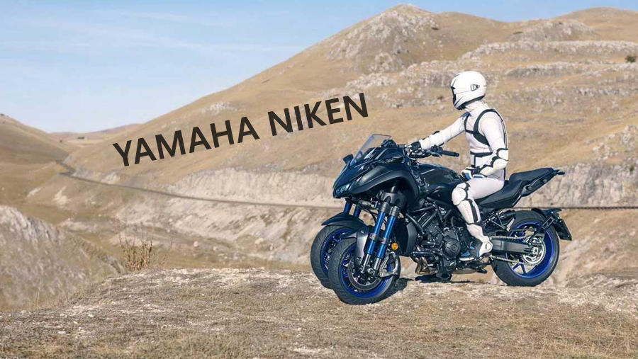 2018 Yamaha Niken USA
