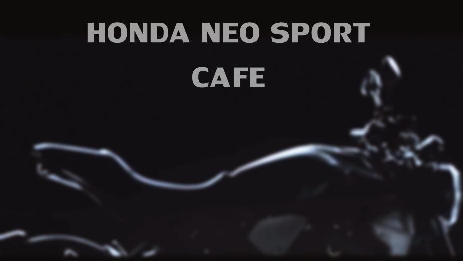 Honda Neo Sports Cafe 1000