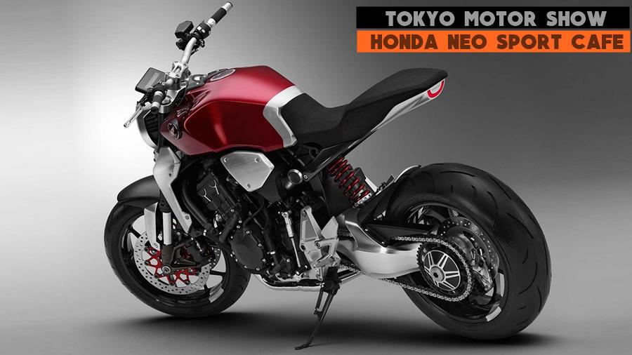 Honda Neo Sports Cafe 1000 reveal