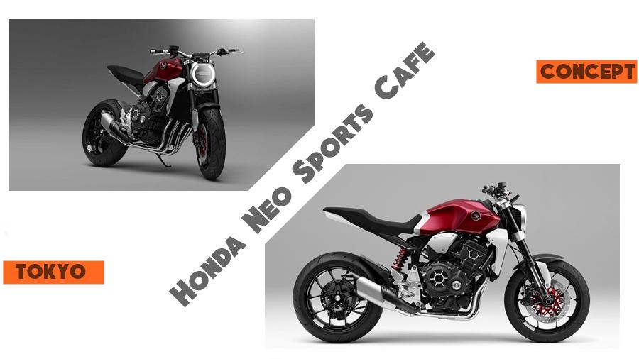 Honda Neo Sports Cafe concept