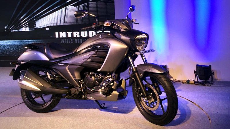 New Intruder 150 launched India