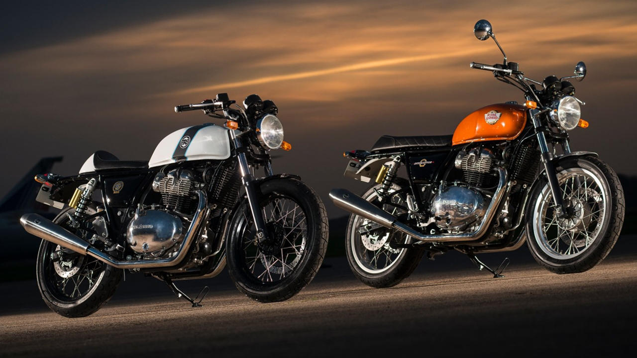 Royal Enfield Continental GT650