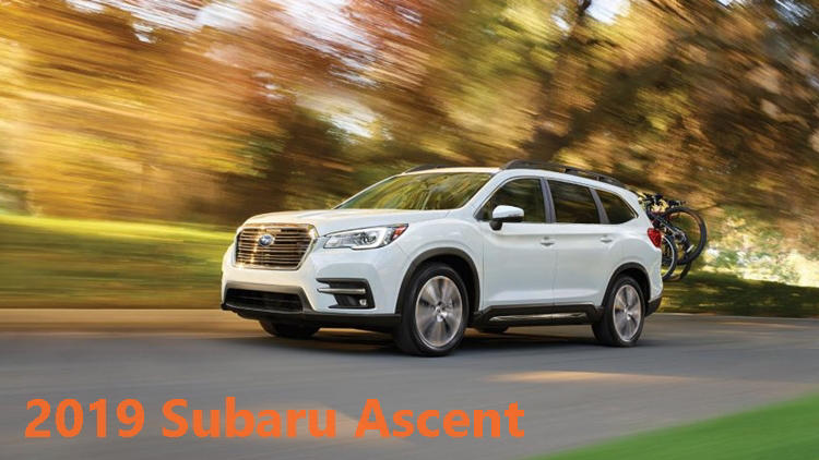 2019 Subaru Ascent sides