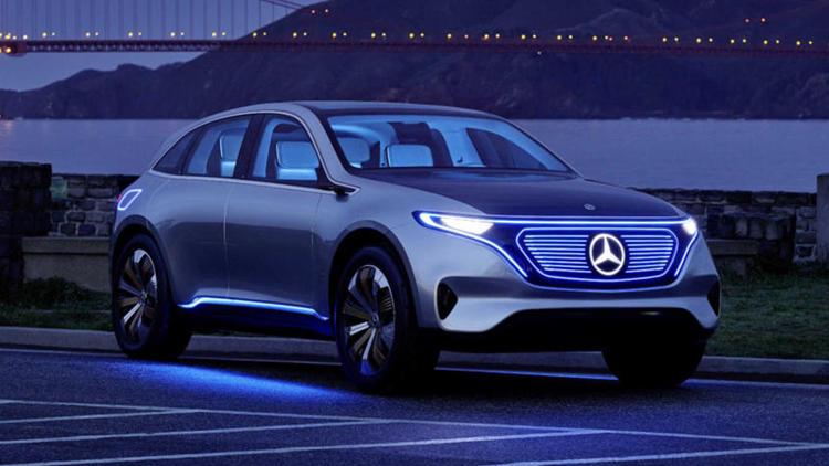 Mercedes Glc 2018 Release Date >> Mercedes EQC spied | Price, Release date, specs – Autopromag