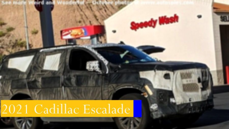 It's 2021 Cadillac Escalade not 2020 | Design and Specs