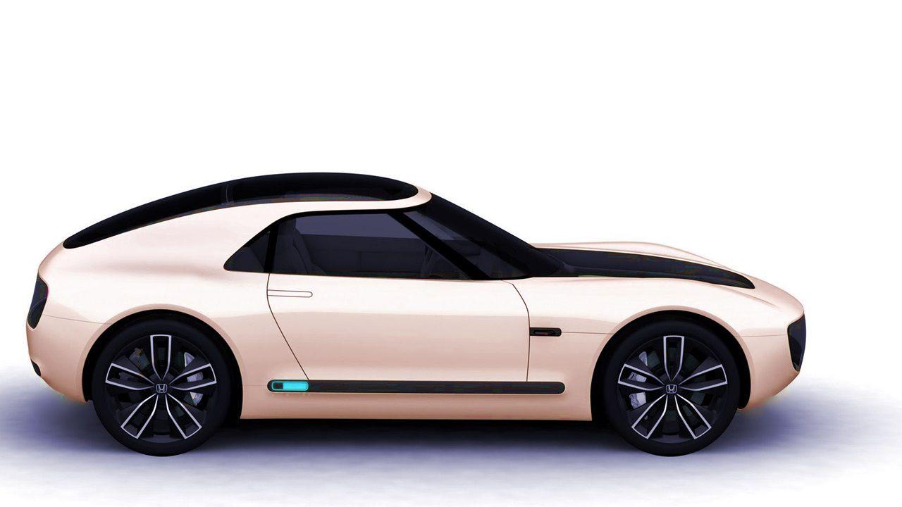 A different 'Honda E' car might come to USA!
