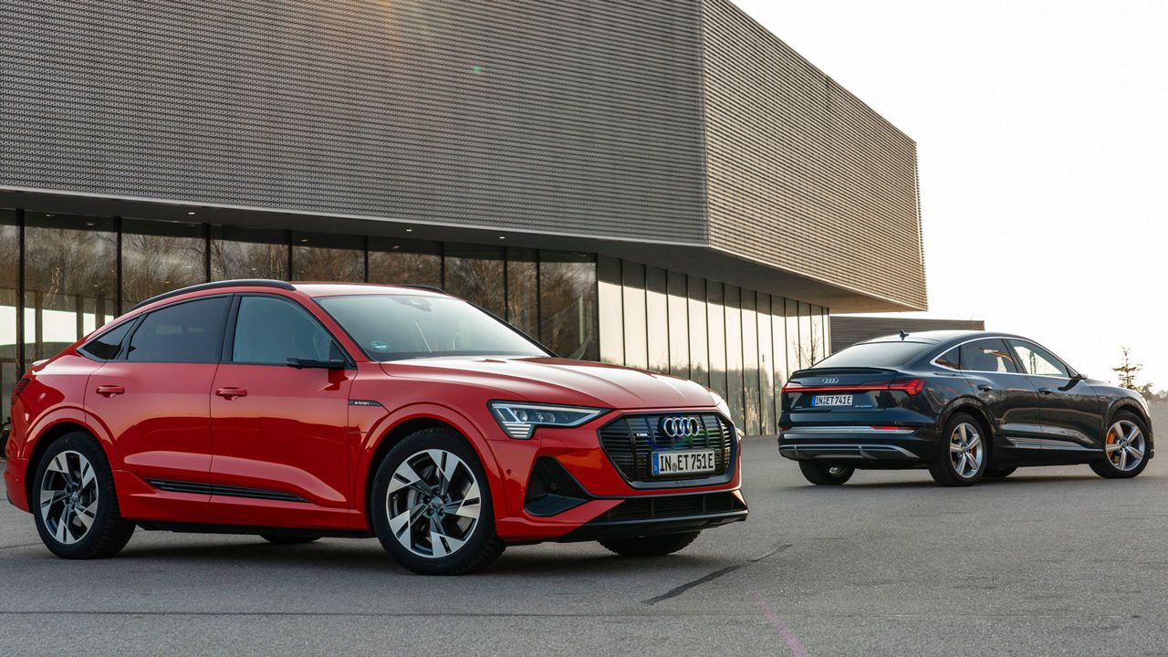 Audi E-tron Sportback looks better, has more range! – REPORT
