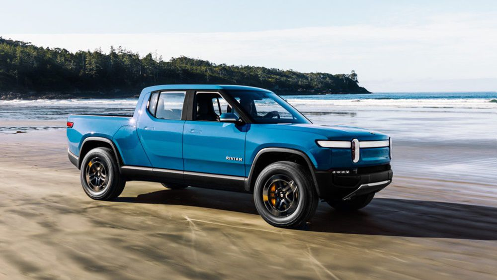 Rivian-Lincoln Electric SUV cancelled