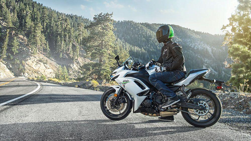 Kawasaki Ninja 650 | Available at $7,399