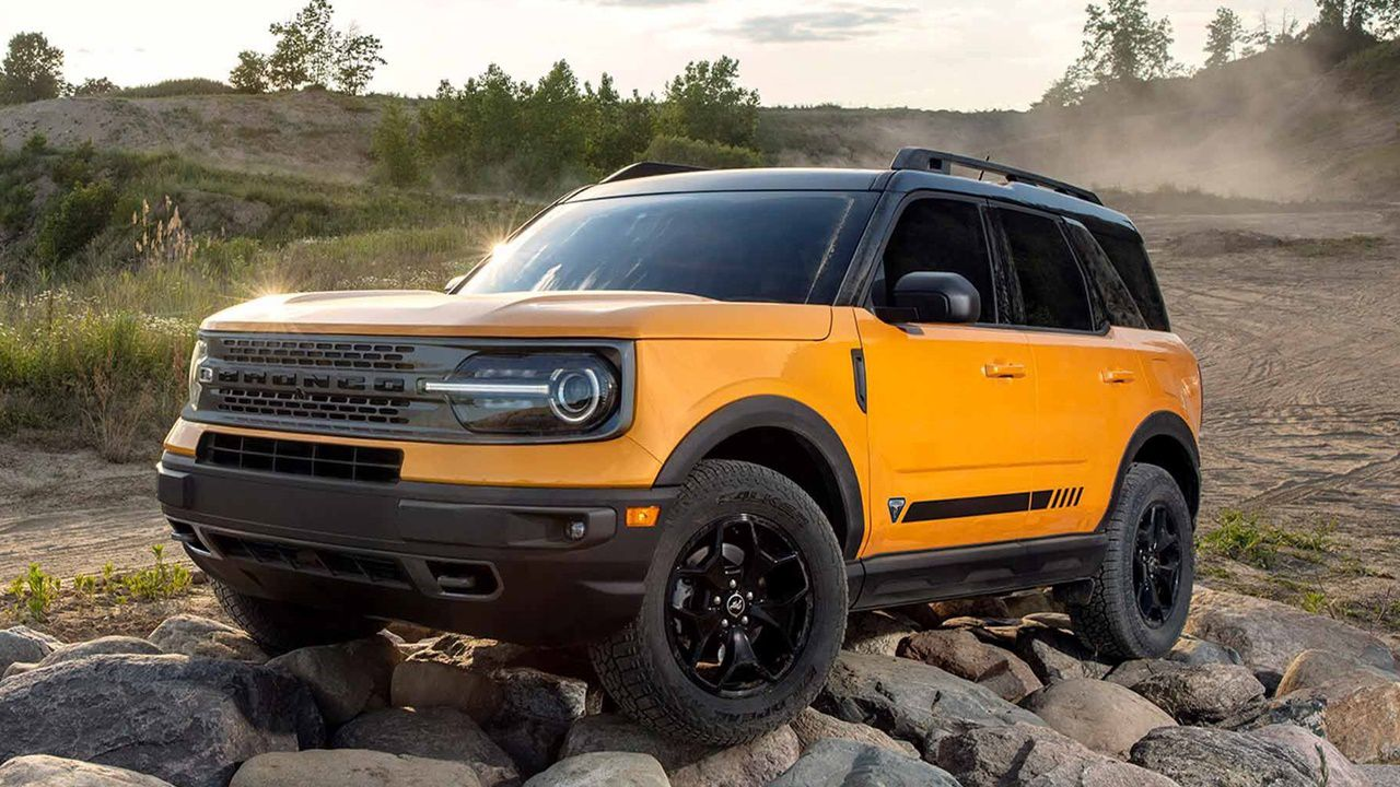 Ford Bronco Sport | Starting at $26,660