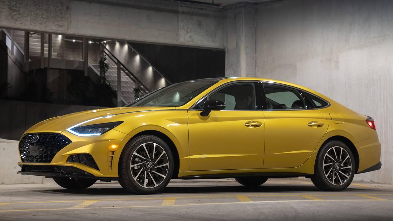 Hyundai Sonata | Starting at $23,600