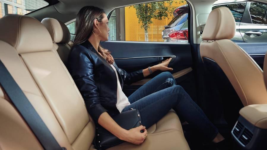 sonata rear passenger