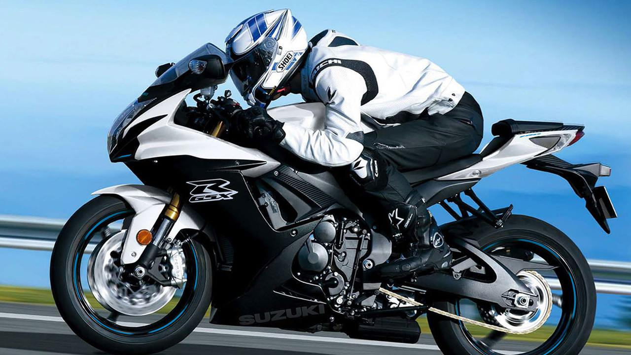 Suzuki GSX-R600 | Starting at $11,399