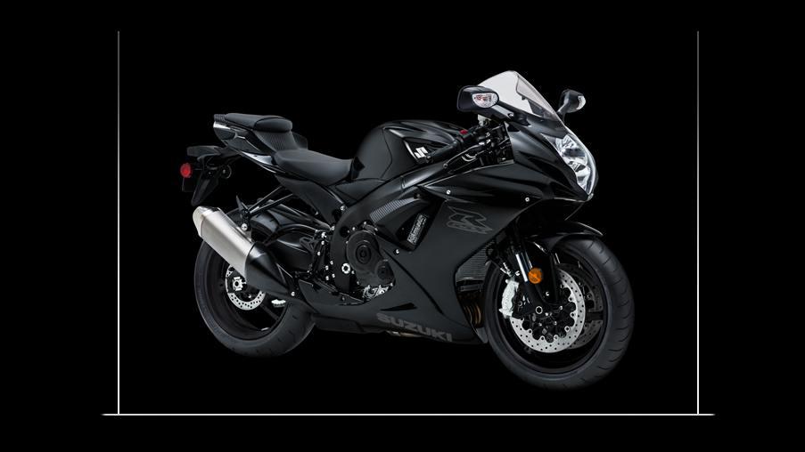 black gsx bike