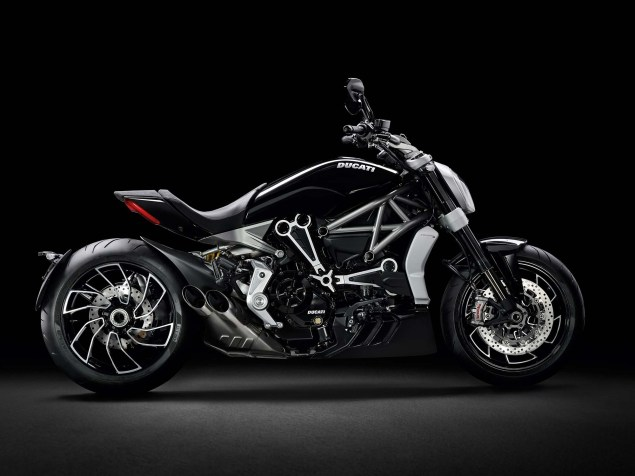 Ducati XDiavel Kickstand Recall Continues, Yet Again