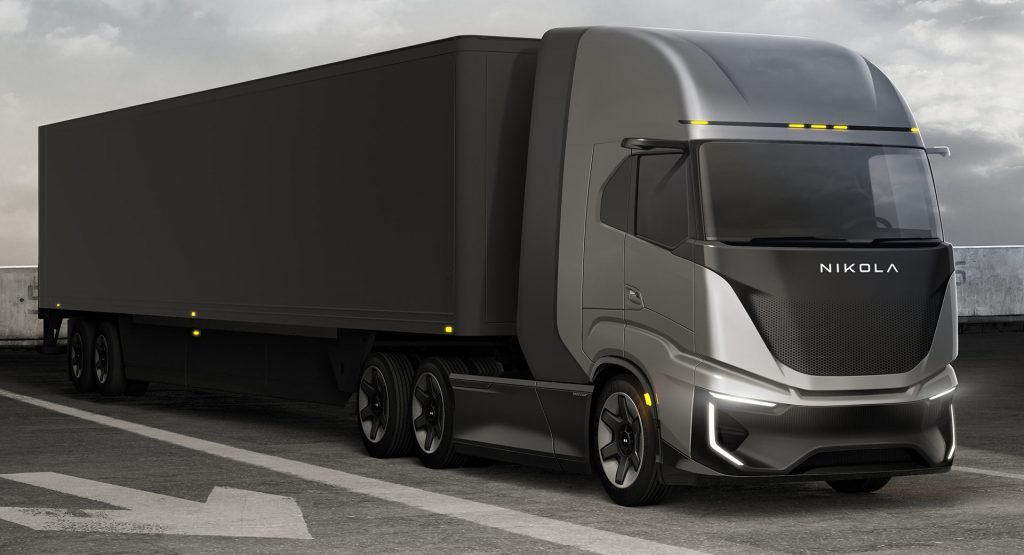 Nikola Details Its Plans For Electric And Hydrogen Trucks